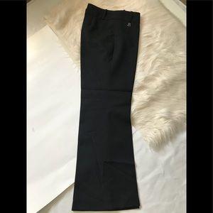 Zara Wide Leg Pants. Black color